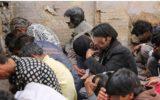 ٢٢٠ معتاد متجاهر از دره فرحزاد جمع آوری شدند