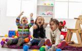 نقش بازیهای کودکانه در جلوگیری از اختلالات حرکتی