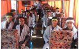 دانشآموزان دامغانی به اردوی راهیان نور اعزام شدند