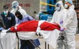 تلفات کرونا در آمریکا از ۴۰ هزار نفر گذشت