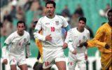 علی دایی برنده نظرسنجی فیفا در رقابت با سامی الجابر