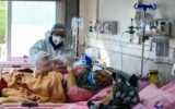 روند بستری بیماران کرونا در خوزستان نگران کننده است