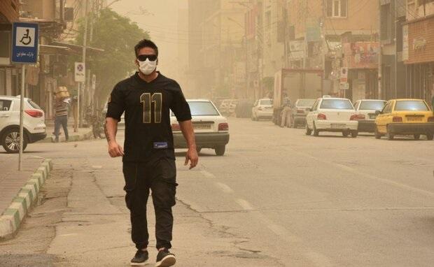 هشدار؛ گرد و غبار وحشتناک در راه تهران