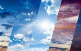آسمان کشور فردا در اکثر مناطق صاف خواهد بود