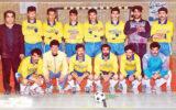 تیم فوتسال هواپیمایی مشهد در مسابقات جام رمضان سال ۷۰